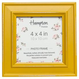 image-Paloma Picture Frame HamptonFrames Colour: Mustard