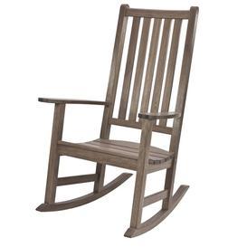 image-Alexander Rose Garden Furniture Sherwood Acacia Slatted Rocking Chair
