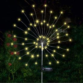 image-90 Gold Starburst Stick Lighted Tree & Branches