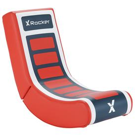 image-X Rocker Video Rocker Junior Gaming Chair - Red