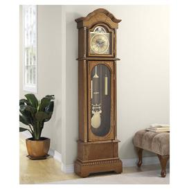 image-181cm Grandfather Clock Astoria Grand Finish: Mission Oak