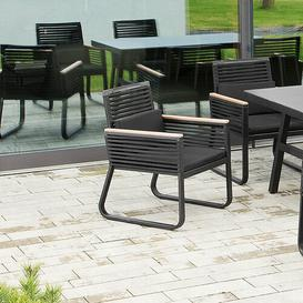 image-Herd Garden Chair with Cushion Sol 72 Outdoor