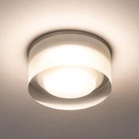 image-Astro 1229009 Vancouver 45 Round LED Flush Bathroom Ceiling Light
