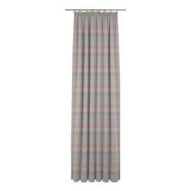 image-Burbach Pencil Pleat Room Darkening Single Curtain