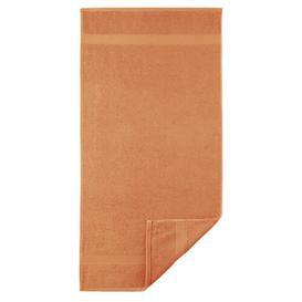 image-Diamant Towel (Set of 2) Egeria Colour: Orange 150