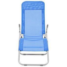 image-Siegmar Sun Lounger Sol 72 Outdoor Colour: Blue