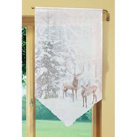 image-Haley Curtain Pelmet Union Rustic Size: 40cm W x 80cm L