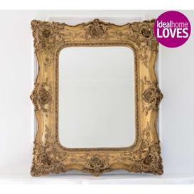 image-Genevieve Gold Mirror