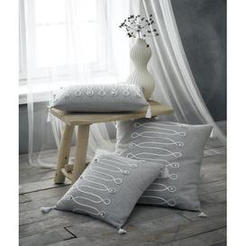 image-Berti Cotton Cushion with Filling August Grove