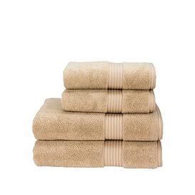 image-Christy Supreme Hygro&Reg Supima Cotton Bath Towel Collection &Ndash Stone - Bath Towel