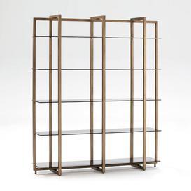 image-Evesham Bookcase Ebern Designs