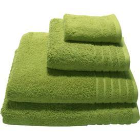 image-Cotton 4 Piece Towel Bale Zipcode Design Colour: Sea Grass