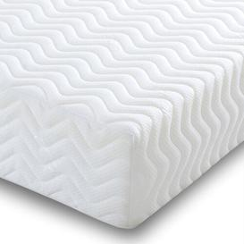 image-Memory Foam Mattress Wayfair Sleep Size: Kingsize (5')