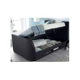 image-MW Kaydian Design Barnard Ottoman TV Bed,Slate