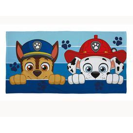 image-Paw Patrol Beach Towel Paw Patrol