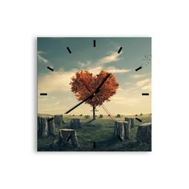 image-Almere Silent Wall Clock Brayden Studio Size: 40cm H x 40cm W x 0.4cm D