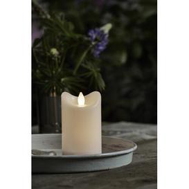 image-Flameless Candle Symple Stuff Size: 12cm H x 7.5cm W x 7.5cm D