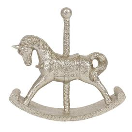 image-Champagne Rocking Horse Ornament (small)