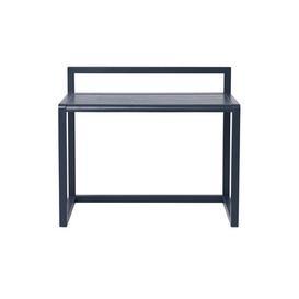 image-Little Architect Children's desk - / Wood - L 70 cm by Ferm Living Blue