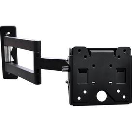 """image-Adjustable TV Wall Mount for 17-37\"""" LCD Screens Symple Stuff Colour: Black"""