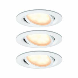 image-LED Recessed Spotlight Symple Stuff Colour: White, Stromverbrauch: 5.5W