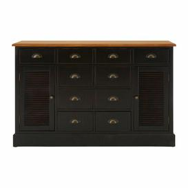 image-Partone 10 Drawer Combi Chest Brambly Cottage