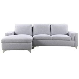 image-Antiope Corner Sofa Brayden Studio Upholstery Colour: Smoke