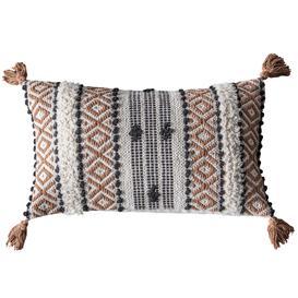 image-Stripe Patterned Cushion