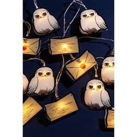 image-Hedwig and Letter String Lights