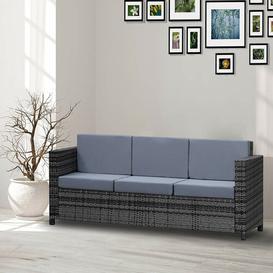 image-Nantan Garden Sofa with Cushions Sol 72 Outdoor