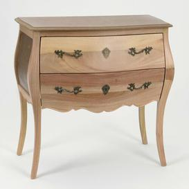 image-2 Drawer Chest Fleur De Lis Living