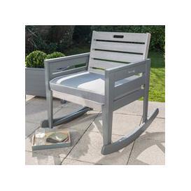 image-Grigio Garden Rocking Chair