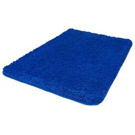 image-Stauffer Non-Slip Bath Mat Brayden Studio Colour: Cobalt Blue, Size: 70cm H x 120cm W x 3.5cm D
