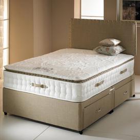 image-Pillow Top Pocket Memory Foam 1500 Mattress Wayfair Sleep Size: Super King (6')