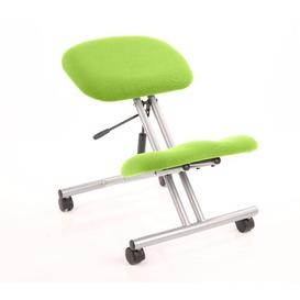 image-Kneeling Chair Symple Stuff Colour: Green