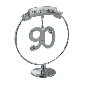 image-Crystocraft 90th Birthday Ornament