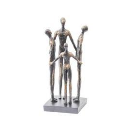 image-Libra Family Circle Resin Sculpture