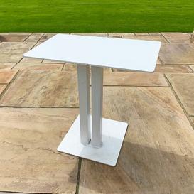 image-Avtepe Aluminium Side Table Dakota Fields
