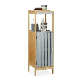 image-30cm x 96.5cm Free-Standing Bathroom Cabinet Brambly Cottage