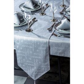 image-10 Piece Merry Christmas Table Linen Set