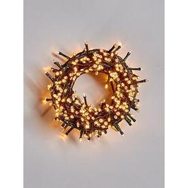 image-Festive 400 Flickering Flame Firefly Indoor/Outdoor Fairy Lights