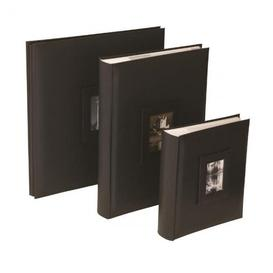 image-Book Album ClassicLiving Photo Size and Capacity: 5'' x 7'' / 100 Photos