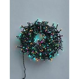 image-Festive 360 Battery Operated Aurora Sparkle Christmas Lights - 9M Lit Length