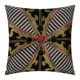 image-MacKenzie-Childs - Portobello Road Cushion - 50x50cm