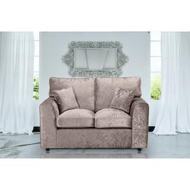 image-Cosima 2 Seater Sofa Willa Arlo Interiors Upholstery Colour: Mink