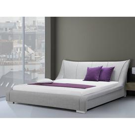 image-237cm Waterbed Mattress Ebern Designs Colour: Grey, Lying surface: Super King (6')