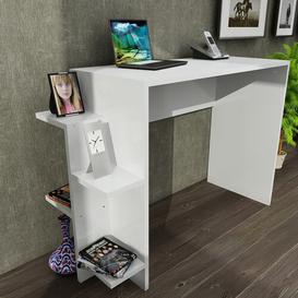 image-Lumley Computer Desk Ebern Designs