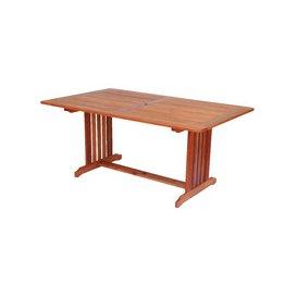 image-Alexander Rose Cornis FSC Rectangular Table 1.65m x 1m