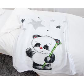image-Panda Fynn Baby Blanket Herding Heimtextil