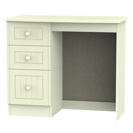 image-Saxena Dressing Table Brambly Cottage Colour: Cream